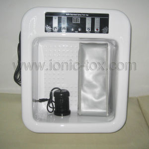 New Multi-Functional Detox Foot Bath for Detoxification and Vibration