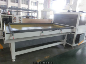 Plywood Bending Press Vacuum Laminator Machine with PVC pictures & photos