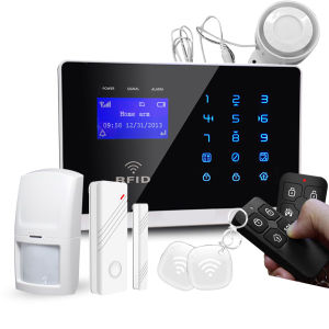 2015 Hot Chinese Factory Alarm System with Touch Keypad pictures & photos
