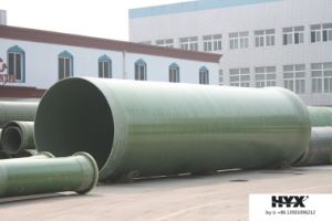 Glass Fiber Water Pipe pictures & photos
