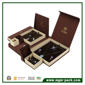 2016 Customized Print Paper Jewelry Box pictures & photos