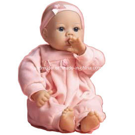 Rotocast Baby Toy with Outfit (OEM) pictures & photos
