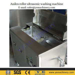 Printing Roller Ultrasonic Washer Machine (QXJ) pictures & photos