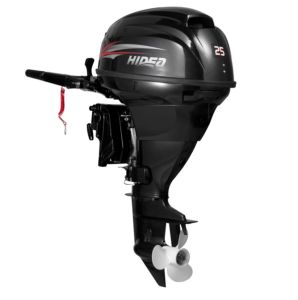 Small 25 Horsepower Boat Outboard Engine pictures & photos
