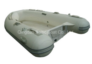 Fiberglass Inboard Fishing Inflatable Boat Rib 270 Ce pictures & photos