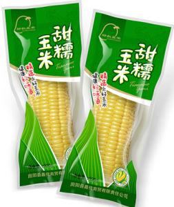 Corn Vacuum Plastic Bags Manufacturer pictures & photos