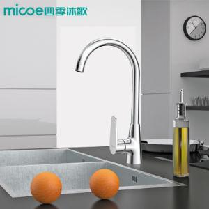 Gooseneck Deck Mounted Kitchen Faucet pictures & photos