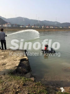 13HP Portable Diesel Engine Floating Fire Pump pictures & photos