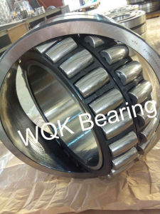Wqk Steel Cage Bearing 24056 Cc/W33c3 Spherical Roller Bearing pictures & photos