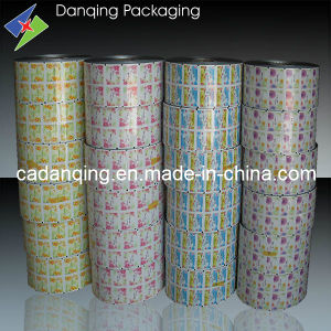 Laminated Roll Film, Food Packaging (DQ0099) pictures & photos