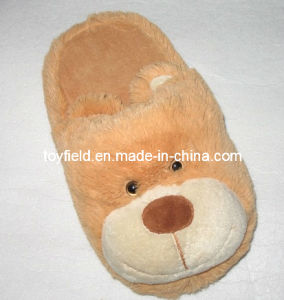 Plush Toy Slippers Stuffed Animals Shoes (TF9718) pictures & photos
