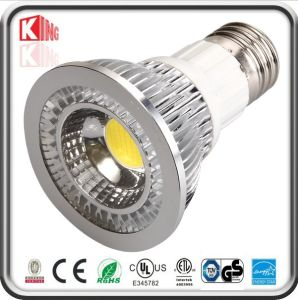 LED PAR20 Spotlight 5W COB ETL Dimmable Big Degree pictures & photos
