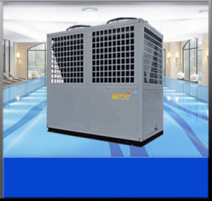 220V-/380/415V-50Hz/60Hz High Cop Swimming Pool Heat Pump pictures & photos