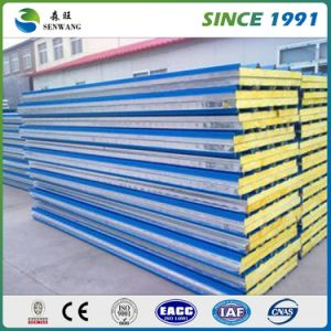 Steel Structure Warehouse Roofing Sandwich Panel pictures & photos