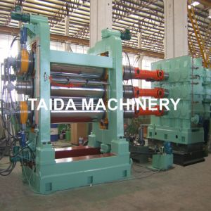 Rubber Sheet Four Roll Calender Machine Production Line Plant pictures & photos