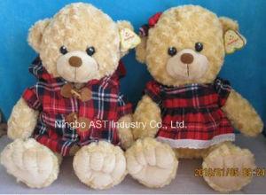 Teddy Bear, Plush Toys, Stuffed Toy, Music Plush Toy (S-5044) pictures & photos