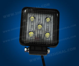 off Raod LED Work Lamp (WBL02 15W) pictures & photos