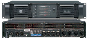 Professional Stage Audio Power Amplifier pictures & photos