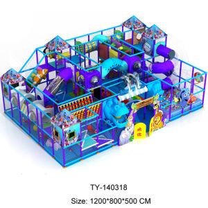 2015 Used Commercial and New Design Big Kids Indoor Playground Toy Sale (TY-140318) pictures & photos