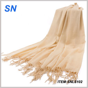 2014 Alibaba Express Scarf Custom Model Scarf pictures & photos