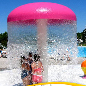 Water Park Mushroom Fiberglass Product pictures & photos