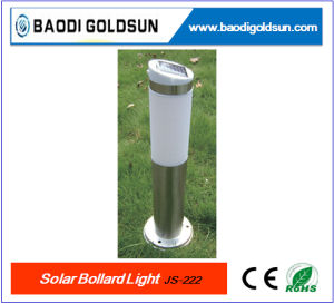 Solar Stainless Steel Bollard Light pictures & photos