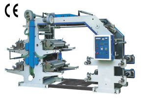 Supermarket Bag Flexo Printing Machine (YT-6600) pictures & photos
