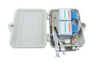 32cores SMC FTTH Distribution Splitter Box Fiber Optic Splitter Box Termination Box pictures & photos