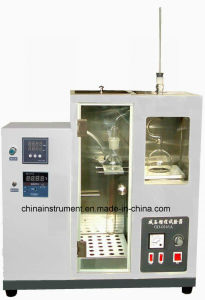 ASTM D1160 Lab Vacuum Distillation Apparatus for Petroleum Products pictures & photos
