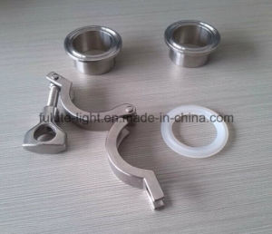 Food Grade Stainless Steel Sanitary Ferrule Tri Clamp pictures & photos