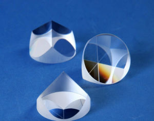Optical N-Bk7 Glass Corner Cube, Pryamid Prism pictures & photos