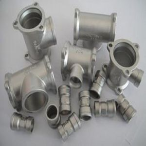 Stainless Steel Casting Flexible Pipe Coupling (lost wax casting) pictures & photos