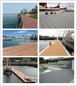 Manufacturer Price Crack-Resist Wear-Resistant WPC Flooring WPC Decking WPC Wall Panel pictures & photos