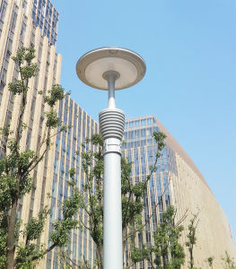 LED Garden Light Pole Footpath Lamp Pole pictures & photos