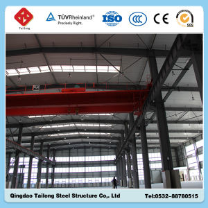 Pre-Made Agricultural Low Cost Steel Structure Building pictures & photos