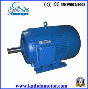High Efficiency, Energy Saving, Fine Operation Y Series Motor with CE, CCC Certificates pictures & photos