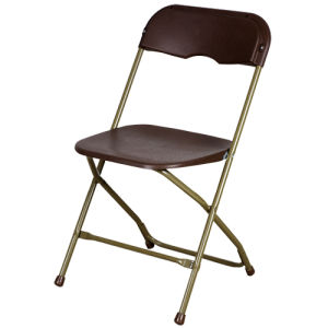 Metal Plastic Folding Chair for Outdoor Event pictures & photos