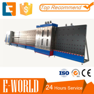 Automatic Vertical Glass Insulation Glazing Machine pictures & photos