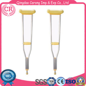Hot Sale Lightweight Underarm Aluminum Walking Crutches pictures & photos