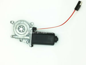 Power Window Motor with 12-Tooth Gear pictures & photos