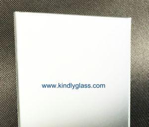 4mm Clear Acid Etch Silver Mirror