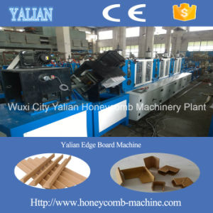 High Speed Mutifunction Paper Cardboard Edge Protector Machine