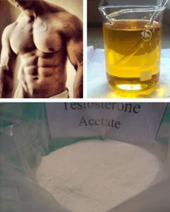 Injectable Testosterone Acetate Test Ace 80mg/Ml 100mg/Ml 200mg/Ml for Bodybuilding pictures & photos