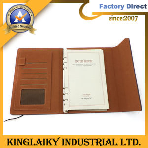 Professional Design PU Notebook with Calendar for Gift (N-07) pictures & photos