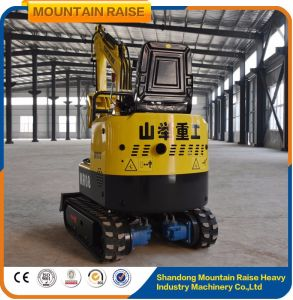 China Digging Machine 0.8t Mini Excavator pictures & photos