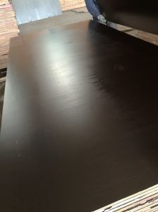 Hardwood Core Marine Plywood WBP Glue Brown Film for Constructions pictures & photos