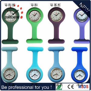 Promotion Style Silicone Digital Nurse Watch/Silicone Nurse Watch (DC-129) pictures & photos
