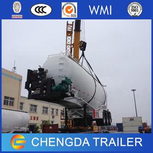 30m3 V Shape Tank Dry Cement Bulk Truck pictures & photos