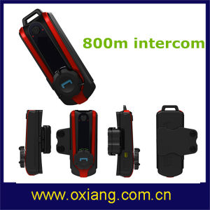 800m Motorcycle Bluetooth Headset/Intercom Through The Transmission Over A2dp pictures & photos