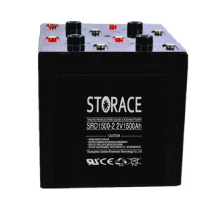 Deep Cycle Battery SRD1500-2 2V 1500ah UPS Battery pictures & photos